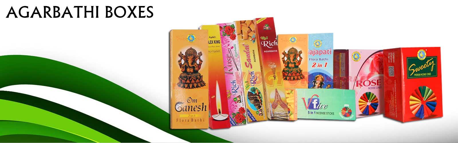 Agarbathi Boxes