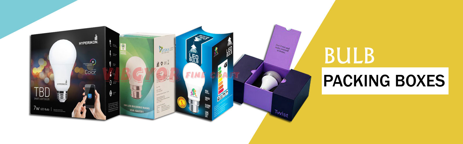 Bulb Boxes