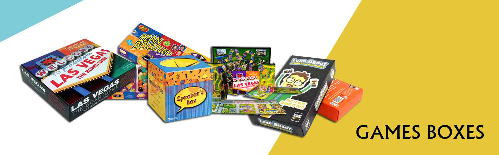 Games Boxes
