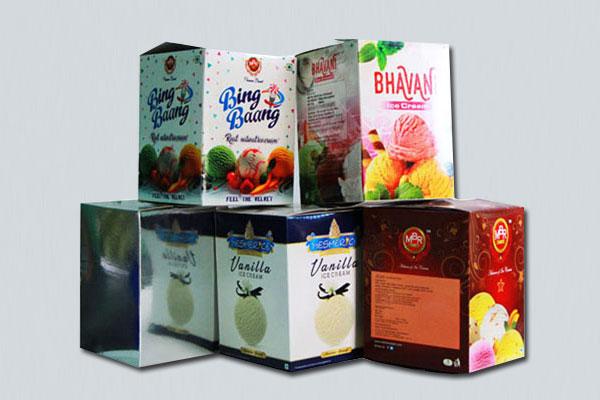 Ice Cream Boxes